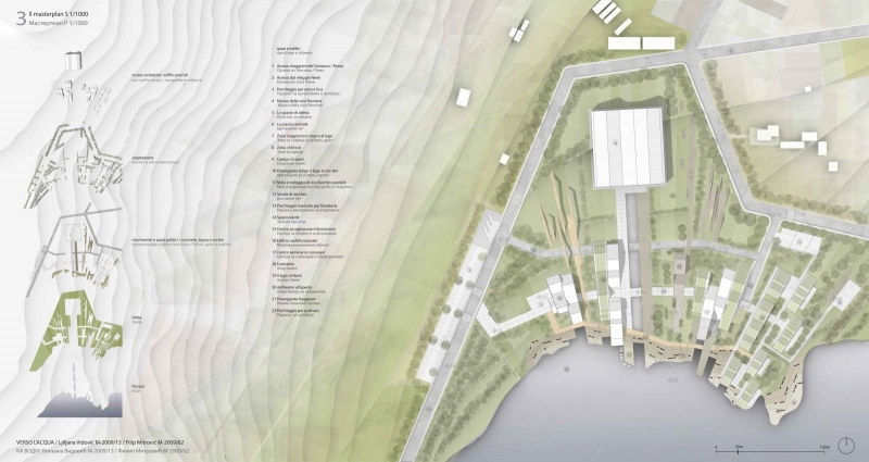 Public space architecture thesis proposal